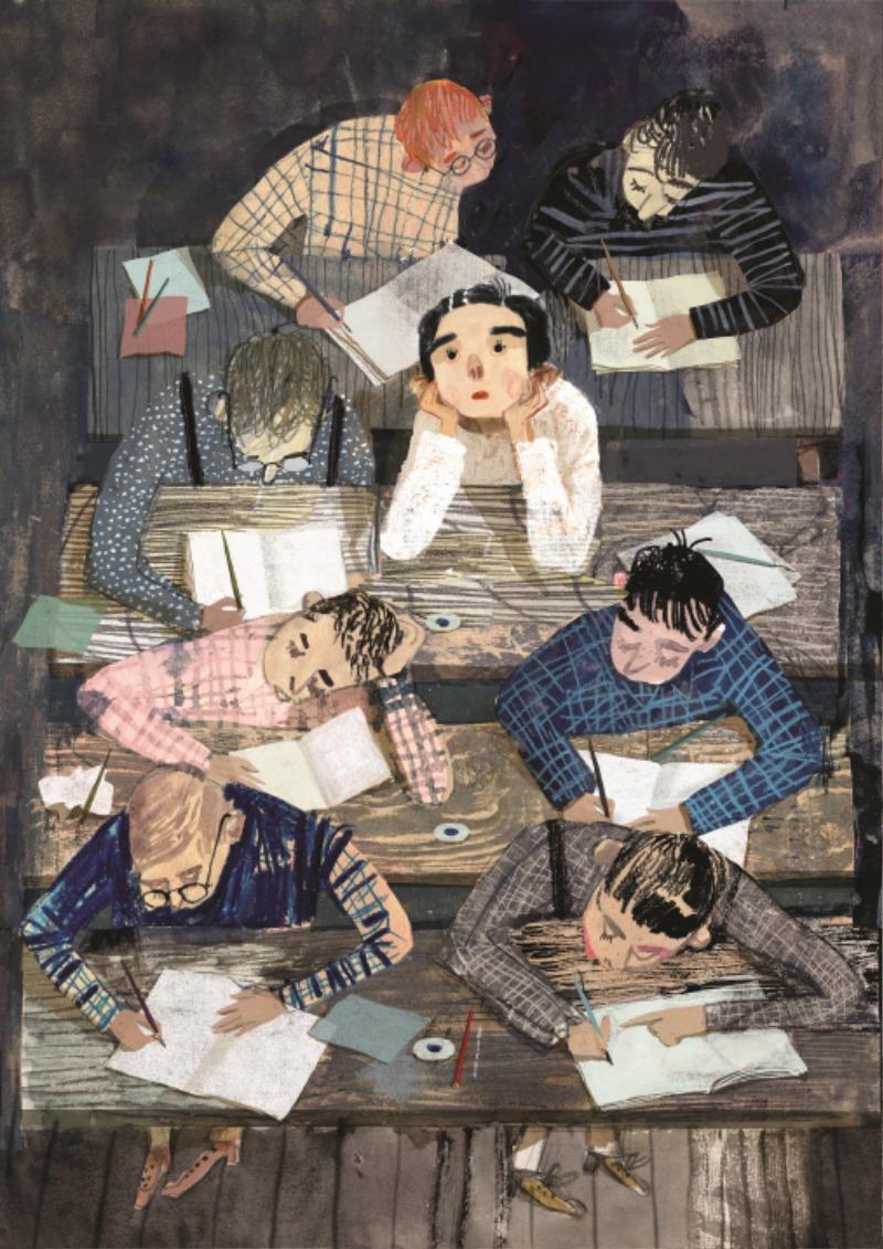 [사진자료] 2021 나미콩쿠르 그랑프리를 수상한, 빅토리아 세미키나(러시아)의 작품 '프랑수아 트뤼포, 영화를 사랑한 아이'_1.jpg